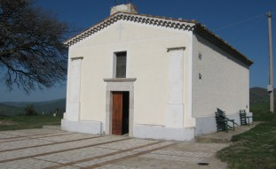 Sagrato | Chiesa di Santa Maria dei Santi | Rapone | PZ