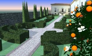 Giardini del Palazzo Vescovile