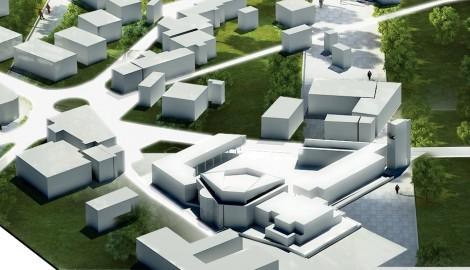 Complesso Parrocchiale a Melito | NA | Laboratorio di architettura sacra