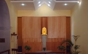 Adeguamento liturgico | Uruguay | Nueva Palmira | Chiesa Nostra Signora della Salute