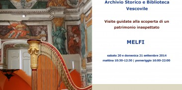 Locandina_GEEP2014_MUSEO DIOCESANO MELFI